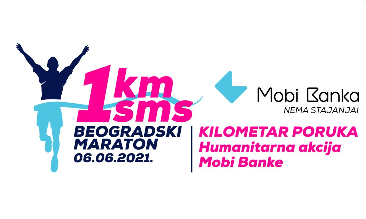 1mk 1 sms - Kilometar poruka