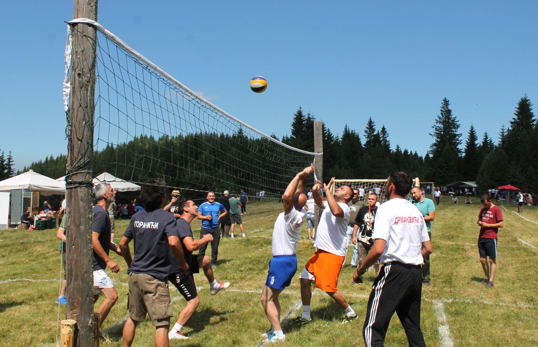 Игра и забава на планинској трави (Фото: Д. Гагричић)