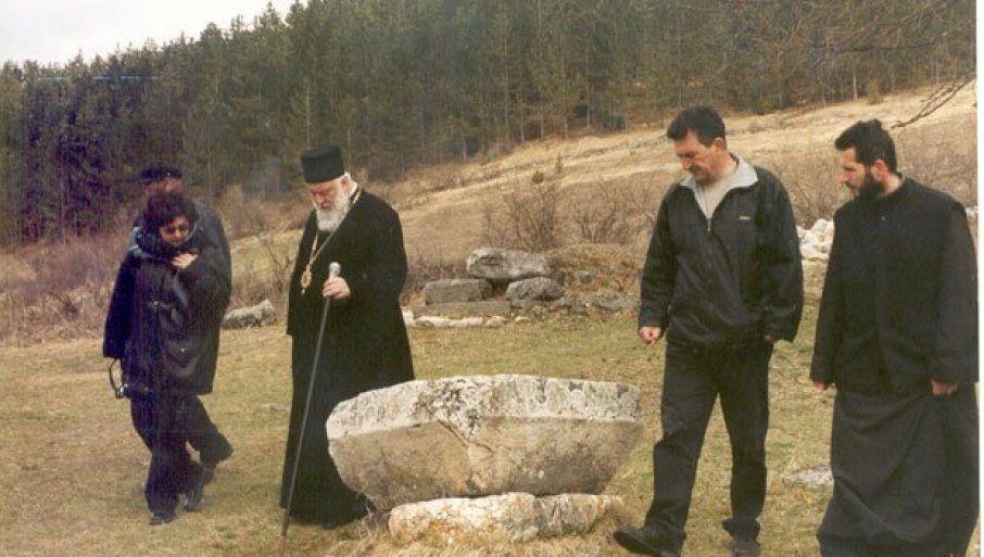 ИСТОРИЈА Ископавања у Радоињи, пре 18 година, Фото Архива Музеја у Ужицу