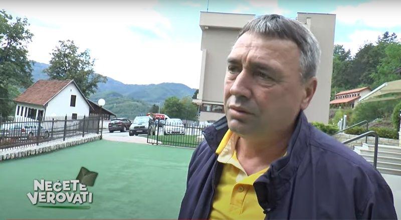 Раде Цинцовић, Фото: ГЗС