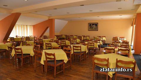 """Restoran i svečana sala - Hotel """"Panorama"""" Zlatar"""