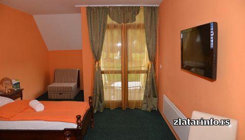 """Soba - Hotel """"Panorama"""" Zlatar"""