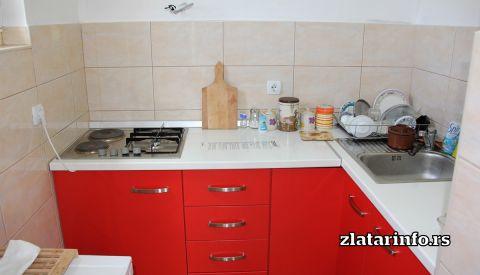 "Kuhinja - Kuća za odmor ""Borovi"" Zlatar"