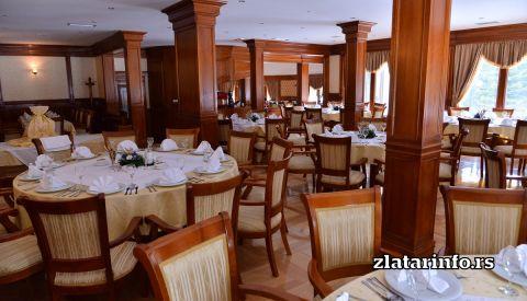 """Resroran i svečana sala - Hotel """"Zlatarski zlatnik"""" Zlatar"""