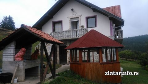 "Seosko domaćinstvo ""Dragan Rosić"" Vilovi"