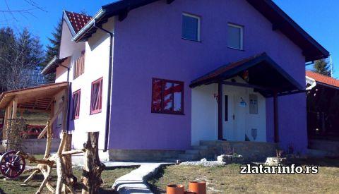 "Vila ""Miljin gaj"", domaćinstvo Marinović Zlatar"