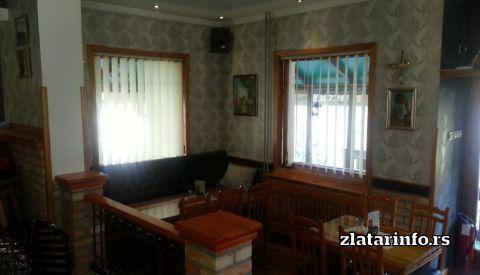 "Apartmani ""Bona Fides"" Nova Varoš - restoran"