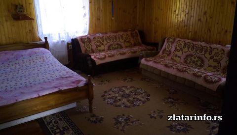 "Seosko domaćinstvo ""Dragan Rosić"" Vilovi - Soba"