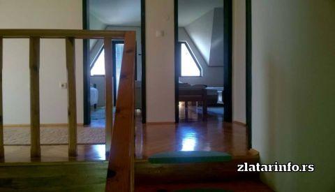 "Hodnik - Apartman ""Dadi"" Nova Varoš"