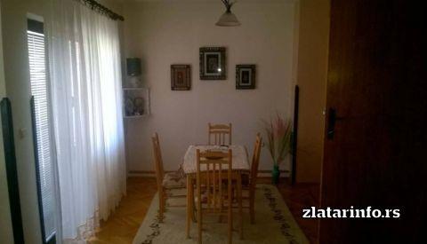 """Trpezarija - Apartman """"Dadi"""" Nova Varoš"""