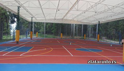 "Sportski tereni - Hotel ""Panorama"" Zlatar"