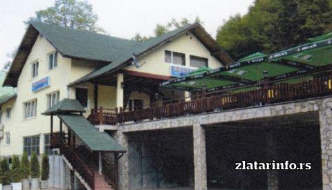 """Motel """"Vihor"""" Bistrica"""