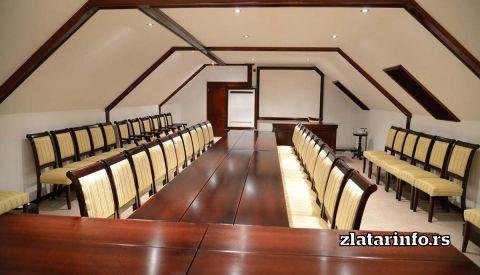 "Kongresna sala - Hotel ""Zlatarski zlatnik"" Zlatar"