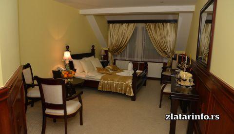"""Soba - Hotel """"Zlatarski zlatnik"""" Zlatar"""