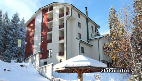 "Hotel ""Zlatarski biseri"" Zlatar"