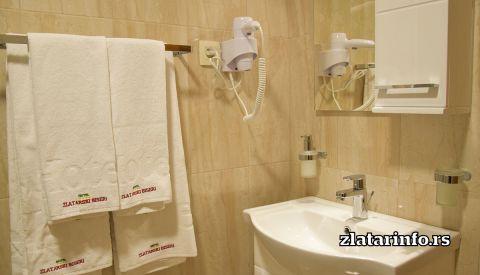"Kupatilo - Hotel ""Zlatarski biseri"" Zlatar"