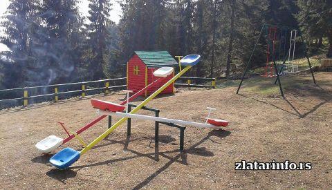 """Igralište za decu - Konačište """"Ellit"""" Zlatar"""