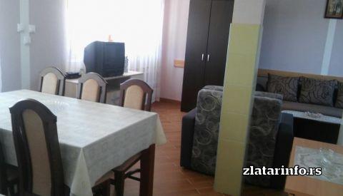 "Trpezarija - dnevni boravak - Vila ""Vasojević"" Zlatar"