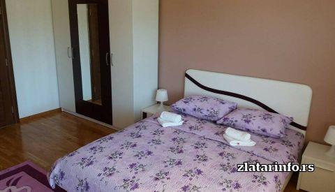"Vila ""Stanić"" Zlatar - Spavaća soba"
