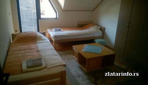 """Spavaća soba - Apartman """"Dadi"""" Nova Varoš"""