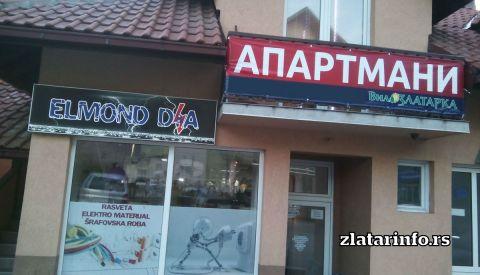 "Vila ""Zlatarka"" Nova Varoš"