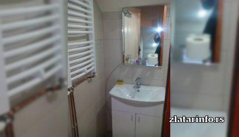 Kupatilo - Apartman Popadić Zlatar