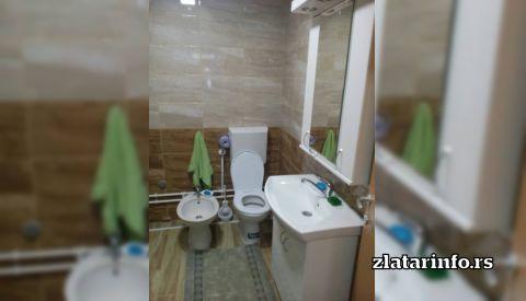 "Kupatilo AP 1 - Apartmani ""Obrenić"" Nova Varoš"