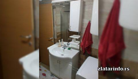 "Kupatilo AP 2 - Apartmani ""Obrenić"" Nova Varoš"