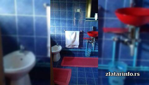 """Vila """" Miljin gaj"""" kupatilo"""