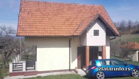 """Kuća za odmor """"Amzići"""" Zlatarsko jezero"""