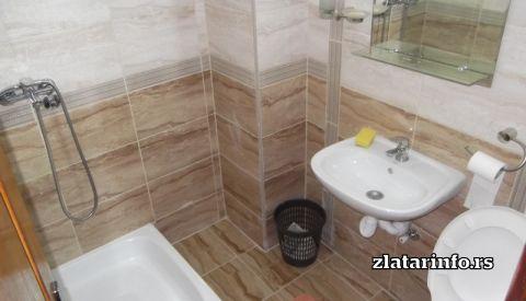"Kupatilo - Vila ""Zlatarski san"" Zlatar"