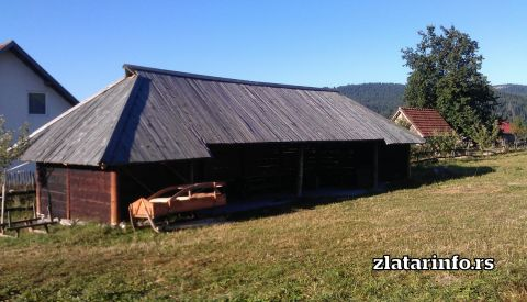 "Daščara - Etno dvorište ""Milikina ravan"" Uvačko jezero"