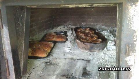"""Tajna iz pekare - Etno dvorište """"Milikina ravan"""" Uvačko jezero"""