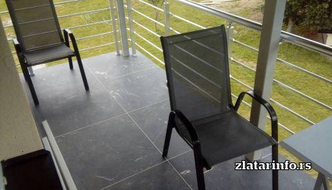 Balkon - Vila Maja Zlatar