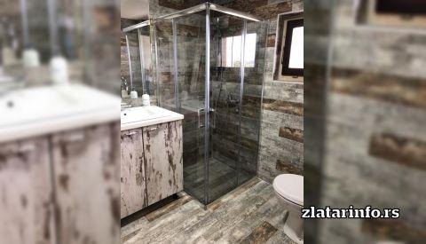 Kupatilo - Apartman Zona Zlatar