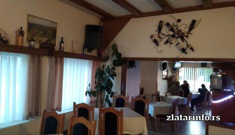 "Restoran - Konačište ""Ellit"" Zlatar"