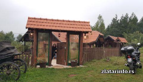 Dvorište - Etno kuća Ilić