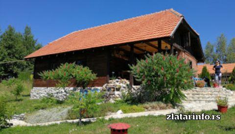 Etno kuća Ilič