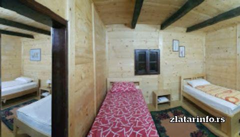 Soba - Etno kuća Ilić