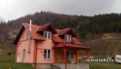 "Apartmani ""Vasilić"" Zlatarsko jezero"