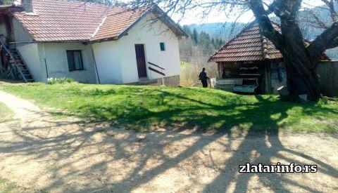 "Apartmani "" JS Vasilić"" Zlatarsko jezero"
