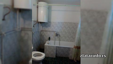 "Kupatilo Apartnan ""JS Vasilić"" Zlatarsko jezero"