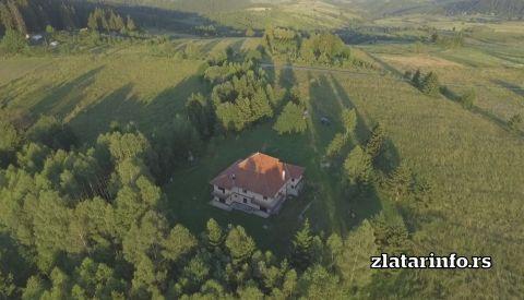 "Vila ""Zlatar RiB"" Uvačko jezero"