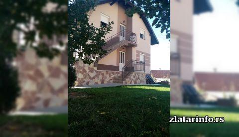 """Apartmani """"Zlatar Arena"""" Nova Varoš"""