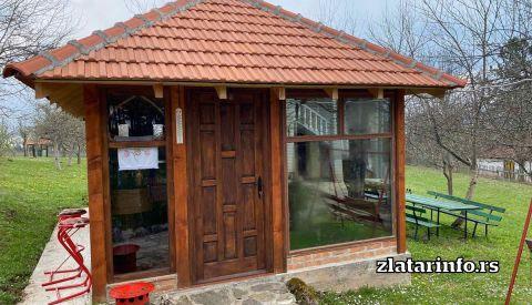 Etno kuća ilić - Uvačko jezero