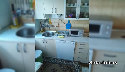 """Kuhinja - Seososko domaćinstvo """"Nena"""" Uvačko jezero"""