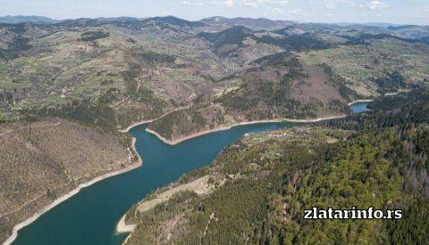 Zlatarsko jezero