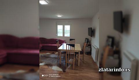 Dnevni boravak - Apartmani Aronija