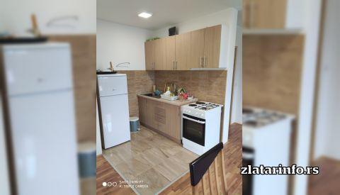 Kuhinja - Apartmani Aronija