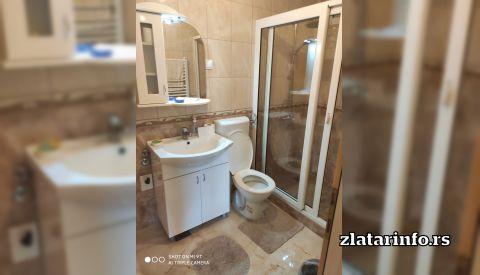 Kupatilo - Apartmani Aronija